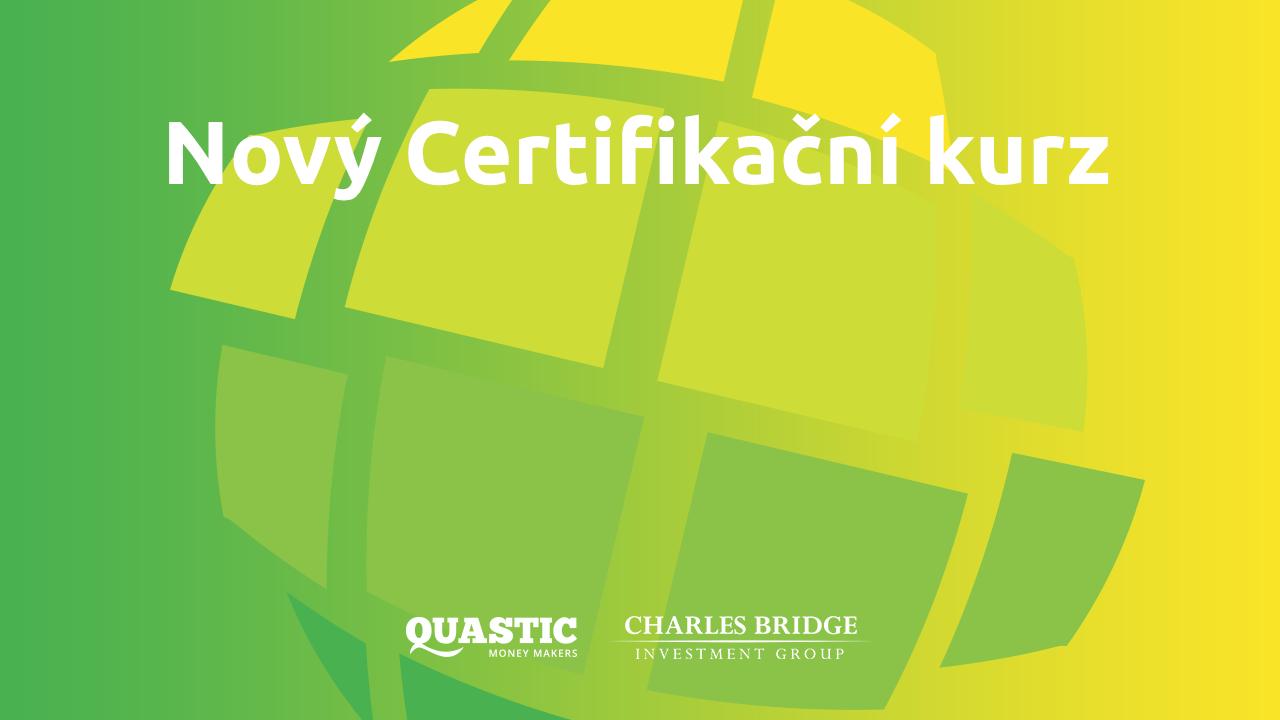 Certifikační kurz - léto 2021